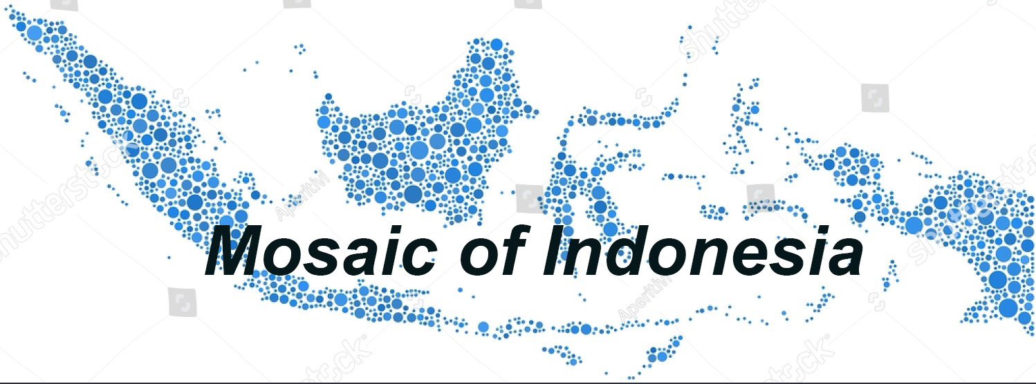 Mosaic of Indonesia