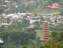 Tomohon City