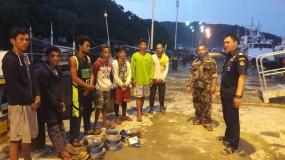 Kapal Pengawas KKP Tangkap Pencuri Ikan Berbendera Filipina
