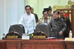 Presiden Tegaskan Integrasi Sistem Transportasi Ibu Kota Harus Diprioritaskan