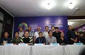 Seniman Untuk Pembukaan Asian Games