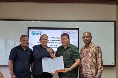Kabupaten Kepulauan Yapen genjot Potensi Kelautan dan Pariwisata