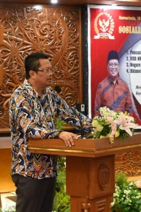 Wakil Ketua MPR ajak pemuka agama jadi Perekat Persatuan
