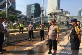 Kapolda: Kondisi Jakarta kondusif untuk Masyarakat Beraktivitas