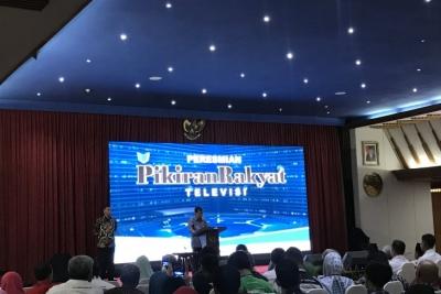 Wapres Jusuf Kalla Ingatkan Media Massa Tidak Boleh Berpihak