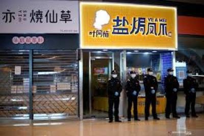 Tiongkok Laporkan Jumlah Kasus Corona Harian Yang Kian Sedikit