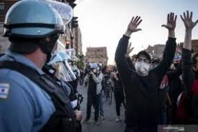 Unjuk Rasa Kian Meluas, KBRI Washington Pastikan Keamanan WNI di AS