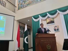 Pakistan dan Indonesia Saling Berikan Dukungan di Berbagai Forum Internasional