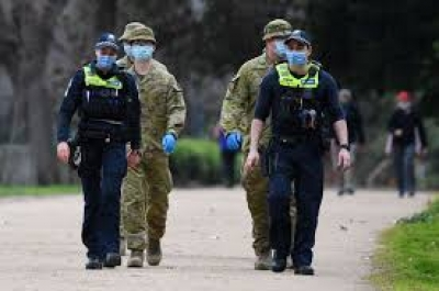 Australia Kerahkan 500 Personel Militer di Victoria