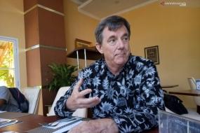 Konjen Australia Menemui Sejumlah Kepala Daerah di Papua Barat