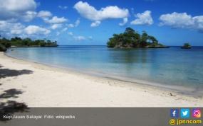 南スラウェシ州のSelayar島