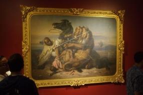インドネシア国家宮殿収集美術展