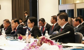 Joko Widodo大統領は、ASEAN首脳会議で海洋協力の可能性を奨励する