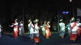 Tanda Sambasの踊り