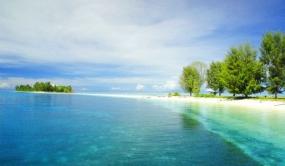 北 Maluku 的Dodola 岛