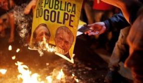 巴西仍然在寻求新总统的民主进程
