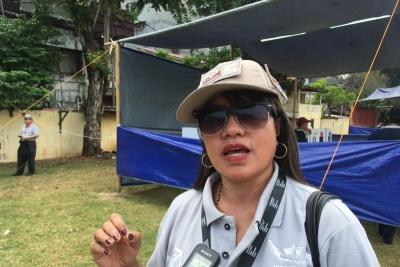 东帝汶大选委员会专员希望效仿印度尼西亚同时举行的选举
