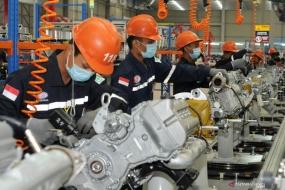 制造业的采购经理人指数上升,政府称政策正确了