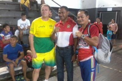 27个国家参加在Labuan Bajo 国际拳击锦标赛