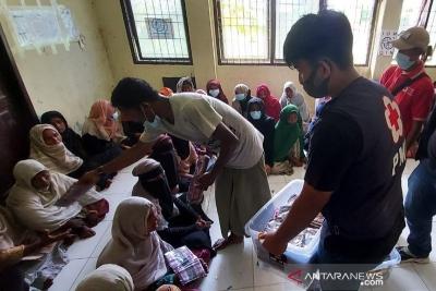 难民署记录在亚齐营救的罗兴亚难民