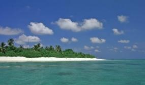 廖内群岛的Senoa 岛