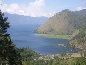 Lut Tawar 湖