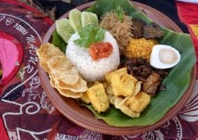 Serpang米饭。