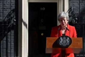 Theresa May的辞职,给他的继任者留下了政治负担