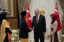 President Erdogan confirms plan to visit Indonesia early 2020