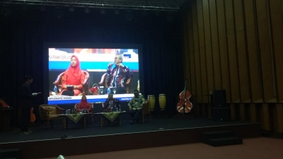 28th edition of Diplomatic Forum held in M. Jusuf Ronodipuro Auditorium  RRI Jakarta.