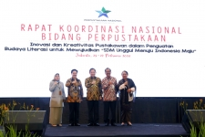 Indonesian National Library Increases Literacy Index for Excellent Human Resources