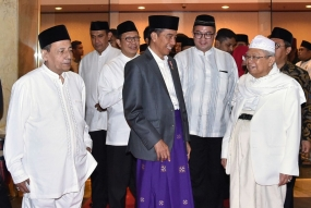 President Reminds to Keep Indonesia United