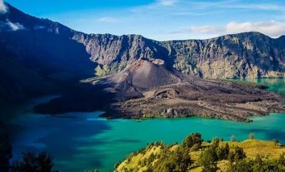 Develop Mount Rinjani through Geopark