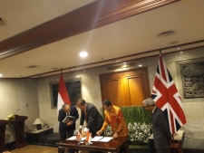 Indonesia and UK Revive the Cooperation Forum