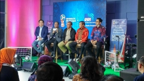 RRI Facilitates the Disabled for World Cup 2018