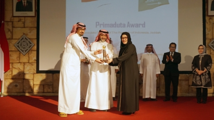 Three Saudi Companies Win Indonesian Business Award