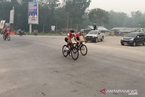 Tour de Siak stage 3 Cancelled Following Forest Fire Smog