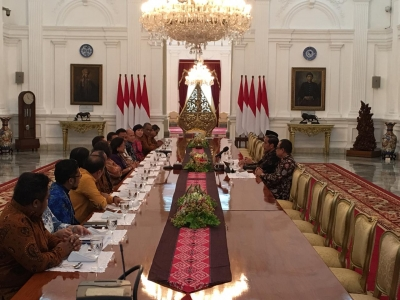PGI Invites Jokowi to Attend Conference of Churches and Society