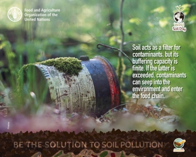 World Soil Day  5 December