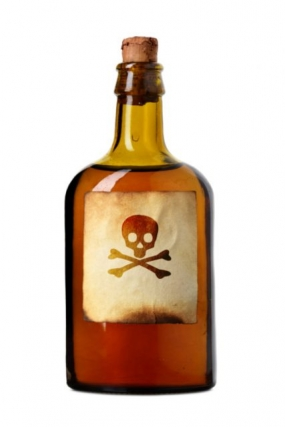 Say No to Bootleg Liquors