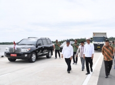 Toll Road Inauguration