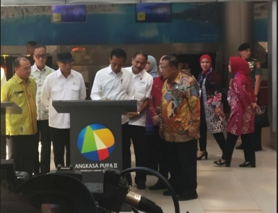 President inaugurated Tanjung Kelayang Economic Zone in Bangka