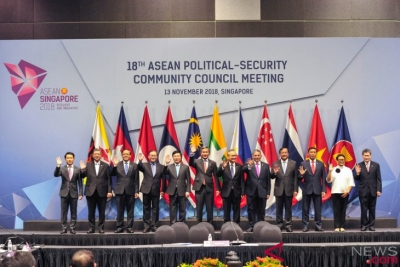 ASEAN Agreed on a Single Negotiating Draft to Resolve SCS Dispute