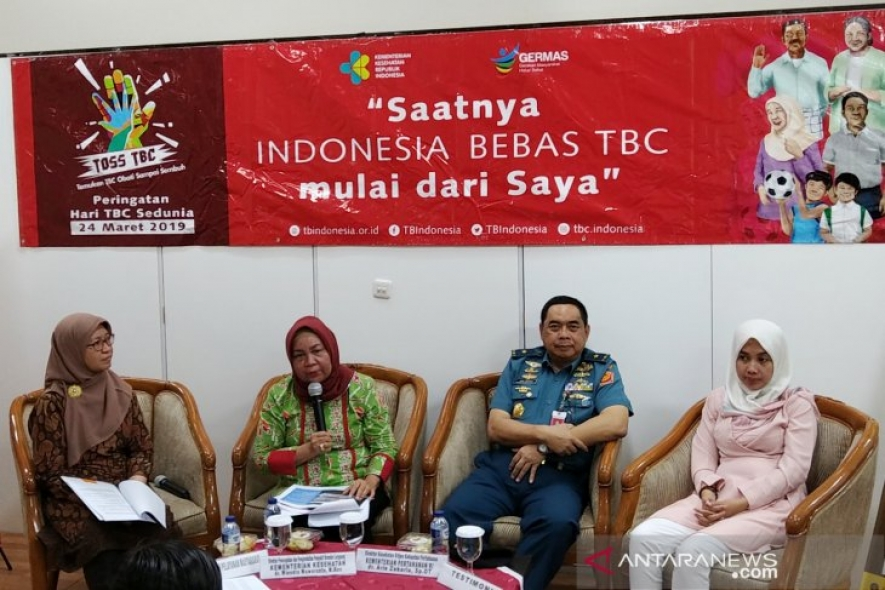 Number of TBC Cases in Indonesia Falls 200 Thousand Last Year