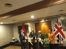 Indonesia and the United Kingdom Explore Cyber Security Cooperation