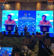 VP Opens Indonesia-Pacific Parliamentary Partnership