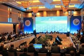 Indonesia-Pacific Parliamentary Partnership meeting, Monday (23/7) in Jakarta.