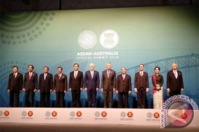 Leaders of ASEAN countries and Australia at ASEAN Australia Summit 2018 in Sydney