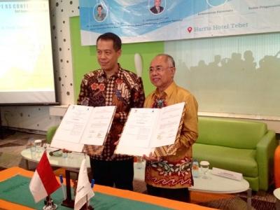 BPKN and Mercu Buana University Sign MoU Cooperation