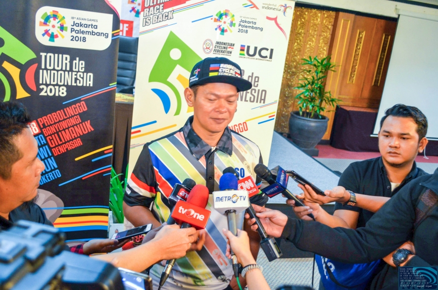 Tour De Indonesia with the Highest Classification Held after 7 Years